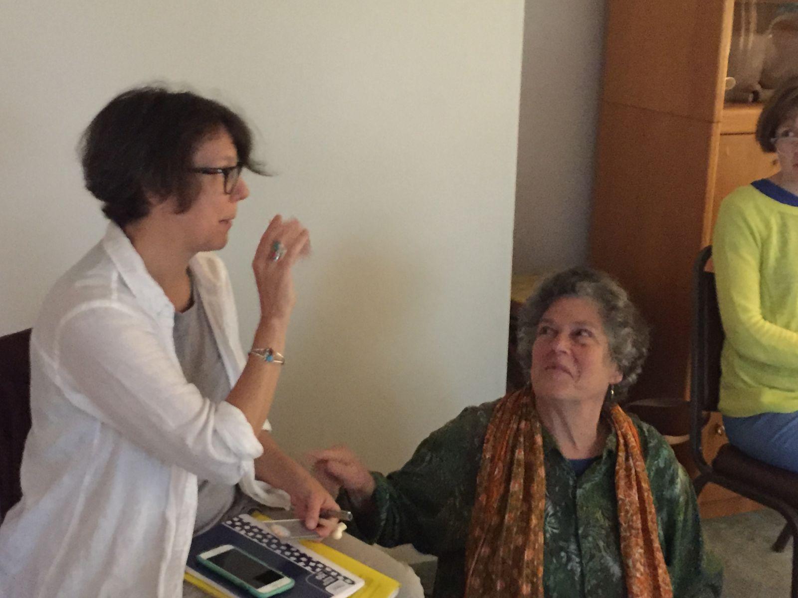 Ann McFadden, New Hope Ortho-Bionomy and Meditation